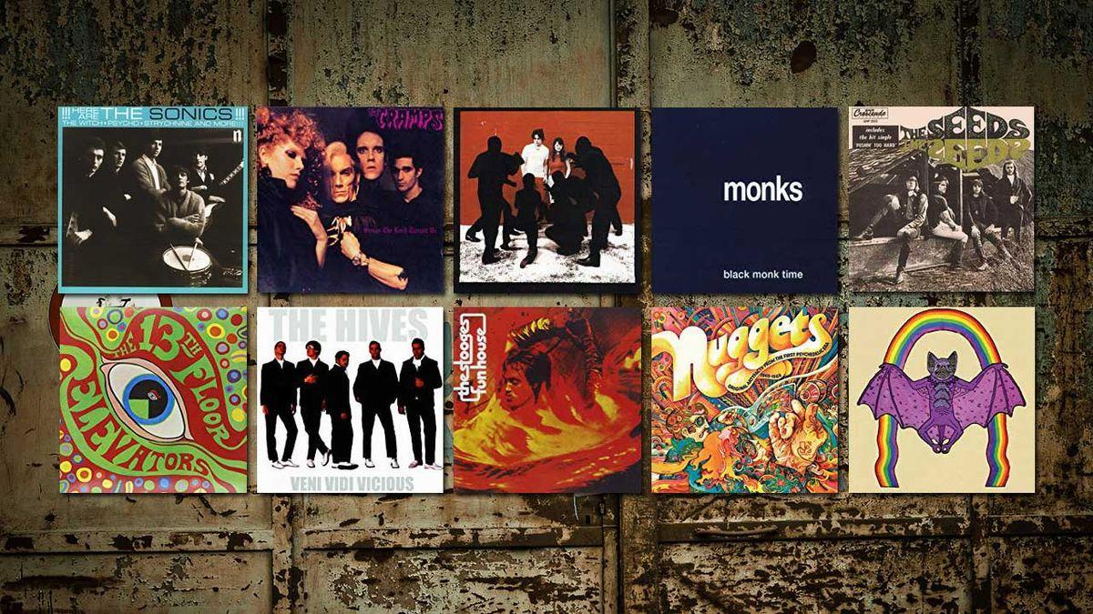 10 Essential Garage Rock Albums | Louder