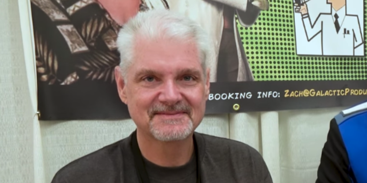 Star Wars Voice Actor Tom Kane In Recovery After Suffering A Stroke