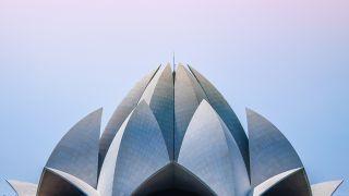 Famous buildings: Lotus Temple, New Delhi