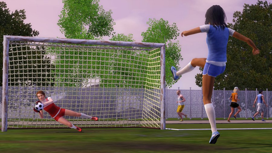 The Sims 3 Seasons Screenshots Features A Sim For All Seasons #23225
