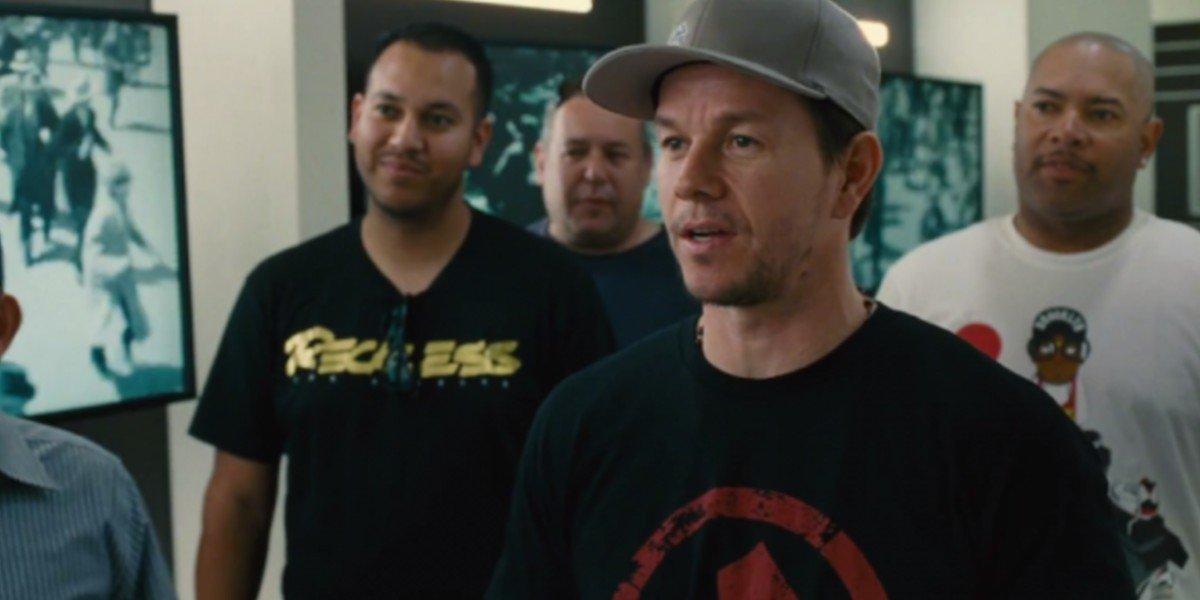 Mark Wahlberg - Entourage (2015)