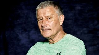 a portrait of carl palmer