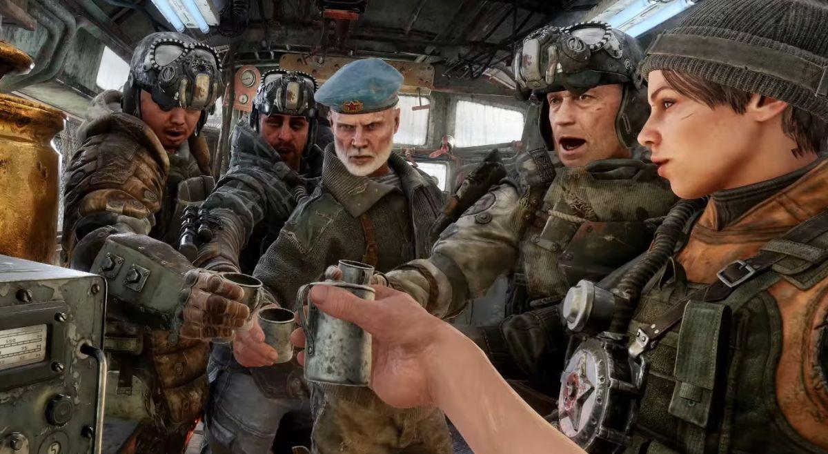 Metro Exodus ditches Denuvo   PC Gamer