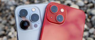 Apple iPhone 13 Pro vs iPhone 13
