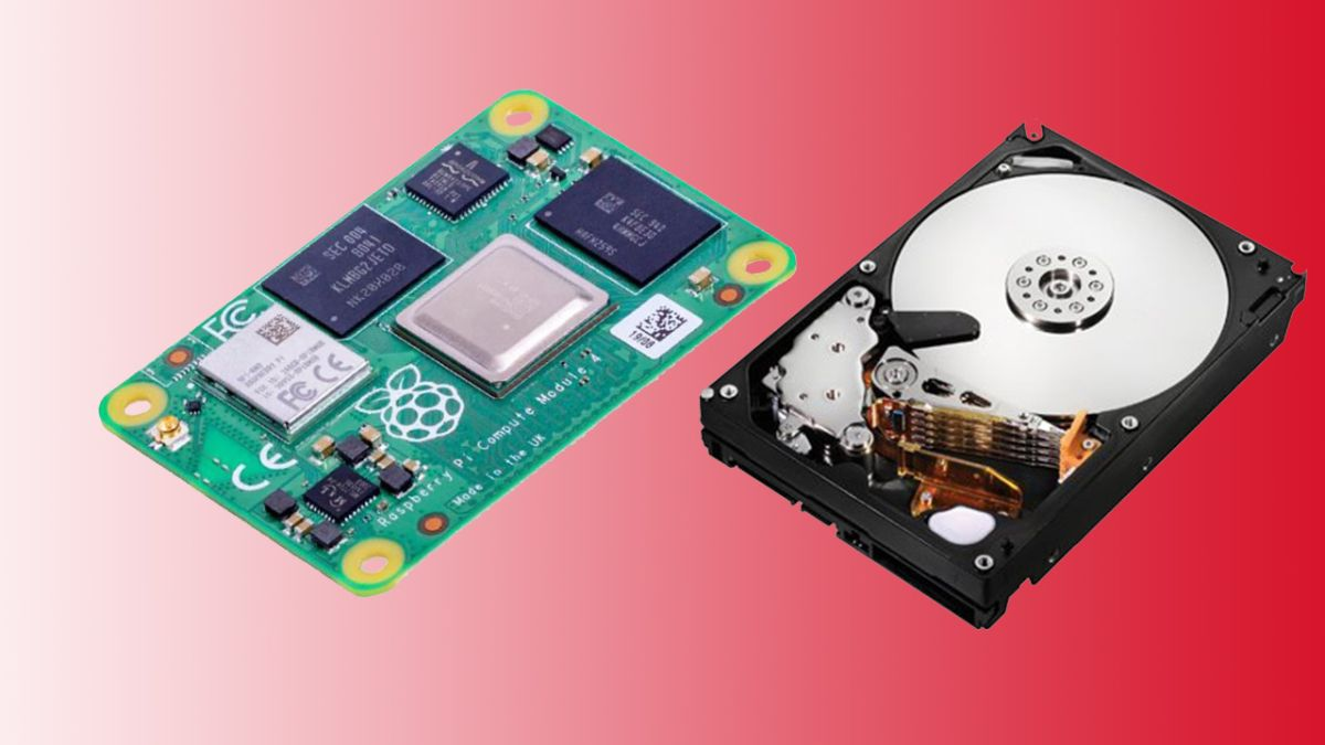 Raspberry Pi Compute Module 4 Gains Native SATA Support
