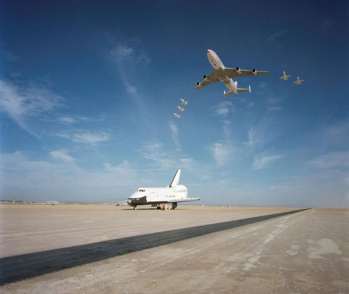 Photos: NASA's Amazing T-38 Supersonic Jet Planes | Space