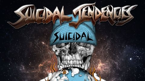 the cover art for Suicidal Tendencies' World Gone Mad
