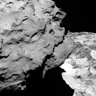 Comet 67P Close-Up 2