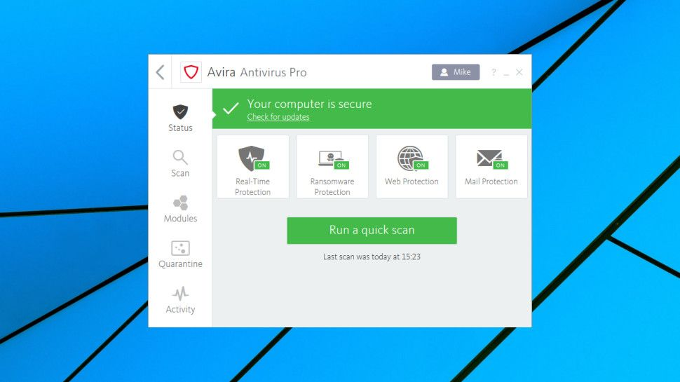 Image result for Avira Antivirus Pro