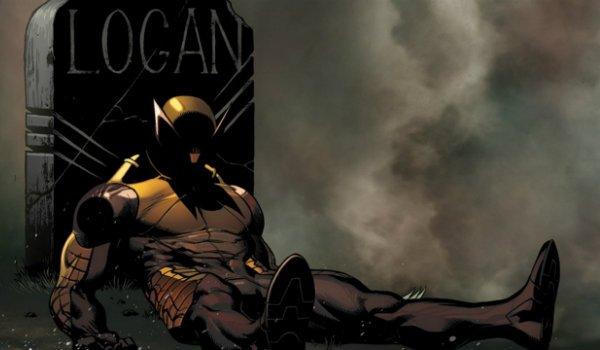 Logan Wolverine Ending The Death Of Wolverine