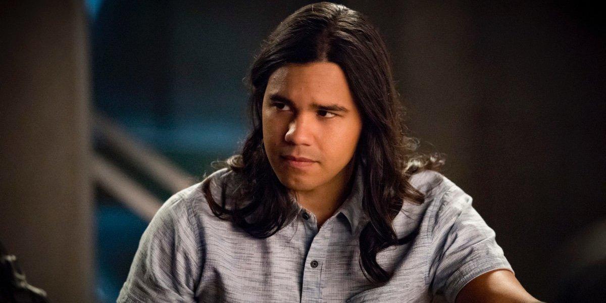 Carlos Valdes as Cisco Ramone on The Flash.
