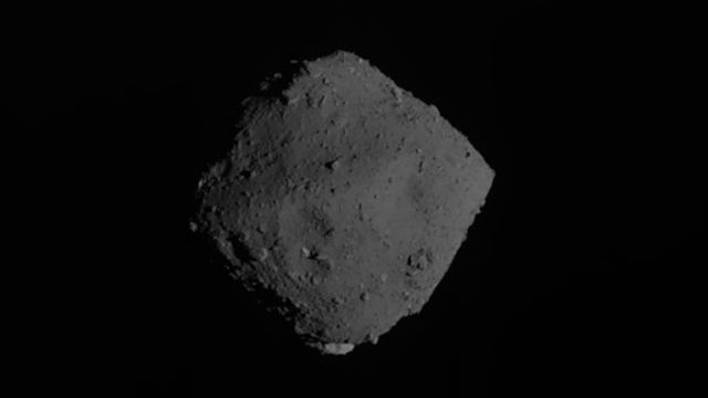 Japanese Asteroid Probe Tests Ion Engine for Journey Home to Earth