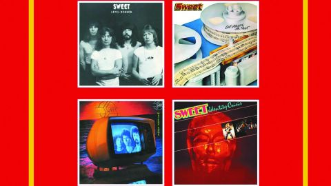 Cover art for Sweet - The Polydor Albums album