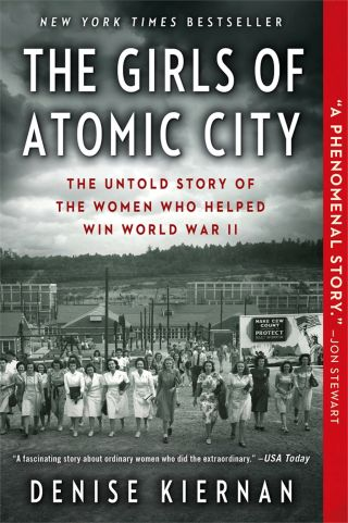 """The Girls of Atomic City"" Cover"
