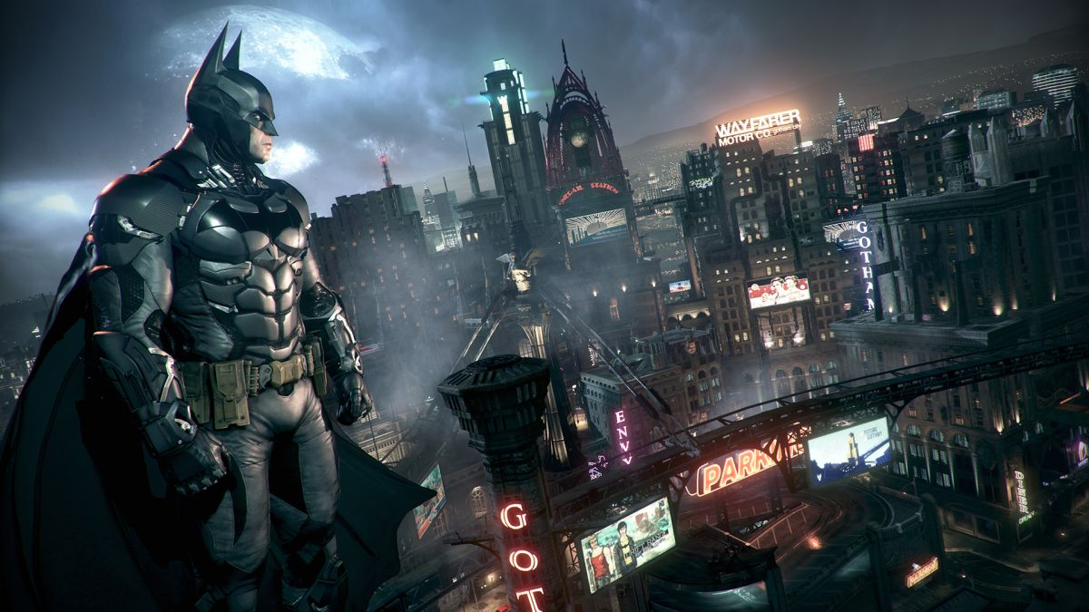 That you, Bats? New Rocksteady job postings suggest the Arkham studio is gearing up for a big announcement