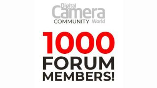 Digital Camera World photography forum reaches 1,000 members!