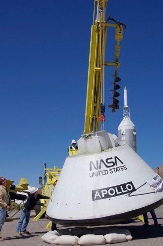 Apollo Boilerplate Capsule