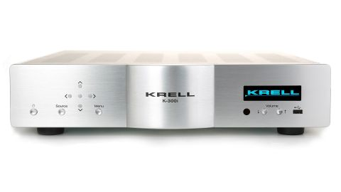 Krell K-300i review