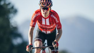 Jan Bakelants wearing Sunweb team jersey