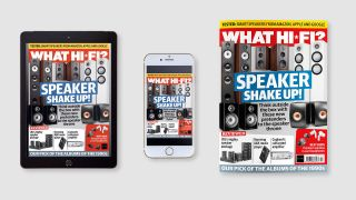 New April 2021 issue of What Hi-Fi? out now