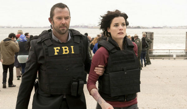 Blindspot review an action packed mystery that moves a for Can fbi agents have tattoos