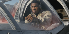 Why Star Wars' John Boyega Says He Won't 'Take The Money And Shush' In Hollywood