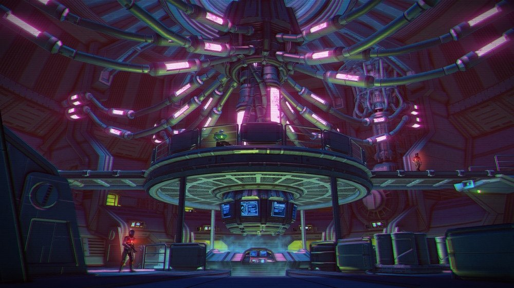 Far Cry 3 Blood Dragon Screenshots, Trailer Are A Beautiful Mess #26259