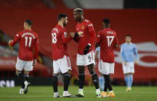 Manchester United v Manchester City – Premier League – Old Trafford