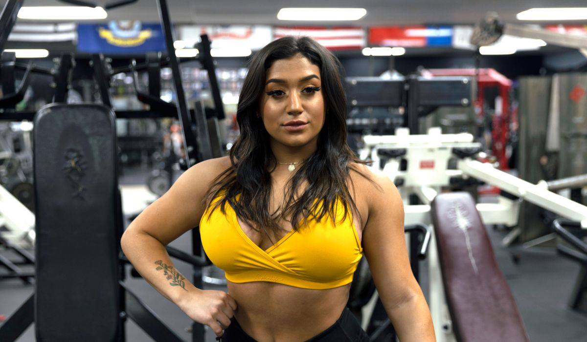 This female bodybuilder wants women to get ripped without feeling judged