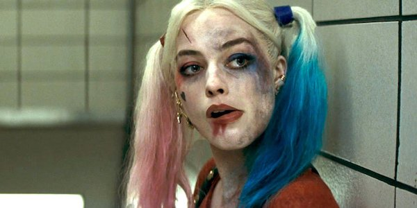 Nude pictures of harley quinn