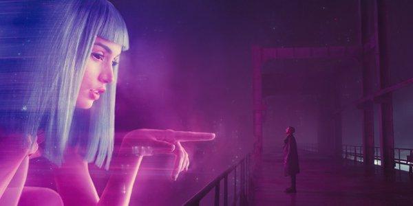 Ana de Armas Ryan Gosling Blade Runner 2049