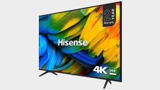 These cheap 4K tv deals are hot stuff in the UK right now: save big on solid Hisense models at Argos