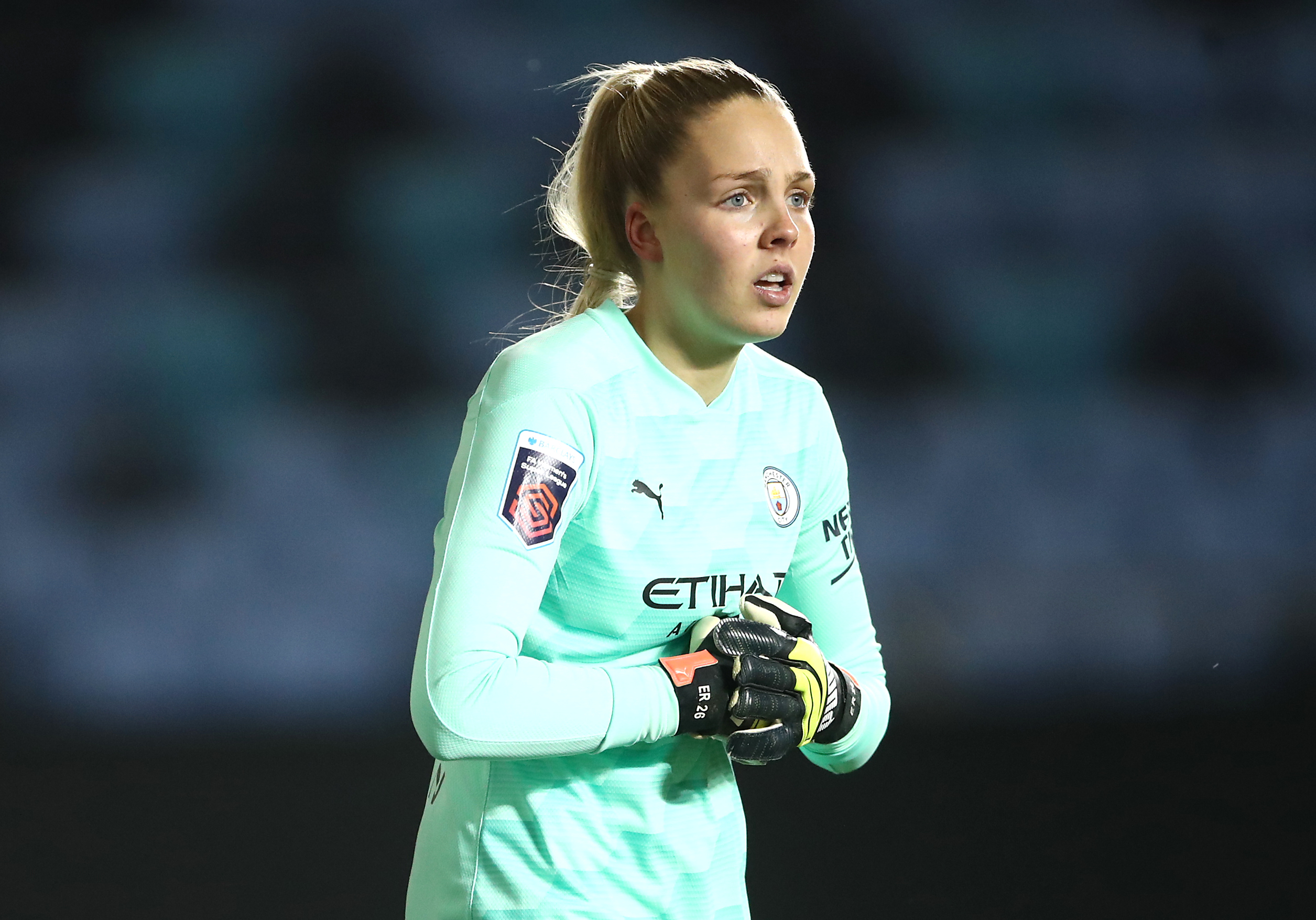 Manchester City v Manchester United – FA Women's Super League – Academy Stadium