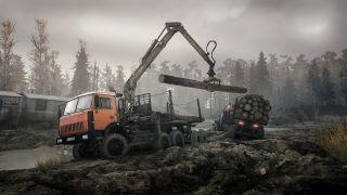 MudRunner logs