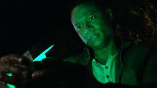 David Ramsey as John Diggle in Arrow.