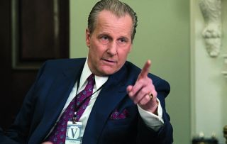 Jeff Daniels, Tahar Rahim, Alec Baldwin and Peter Sarsgaard head a weighty cast in this 10-part adaptation of Lawrence Wright's book about the bitter rivalry between the FBI and CIA.