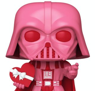 Star Wars Valentine's Day Funko Pop!