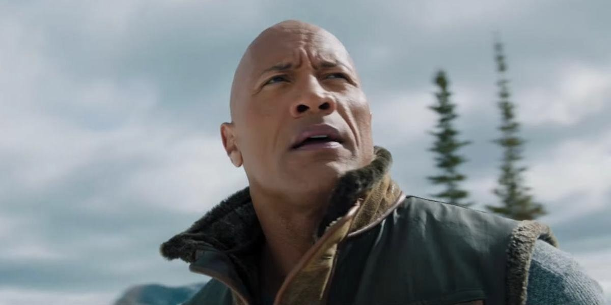 Dwayne Johnson Has Officially Started Training For Black