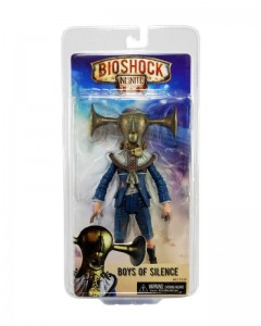 BioShock Infinite Action Figures Coming In January #24937
