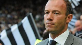 Alan Shearer Newcastle manager