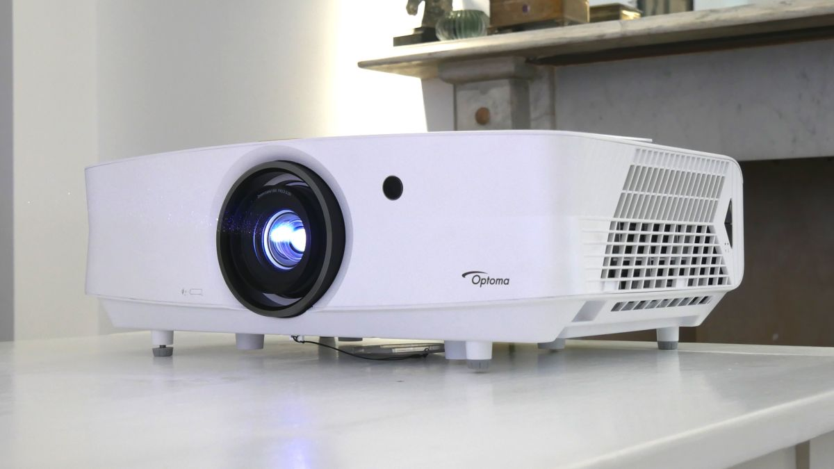 Optoma ZK507 review