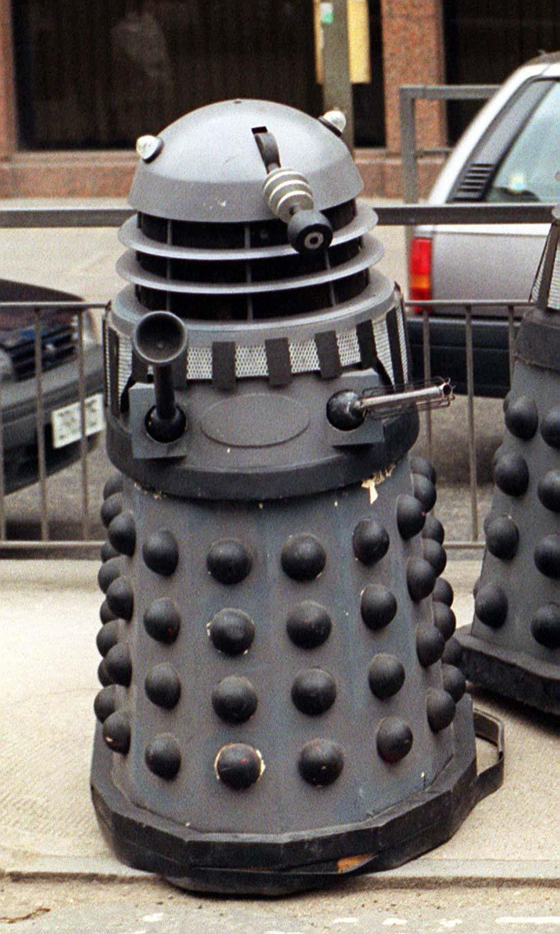 BBC wins court battle over Daleks