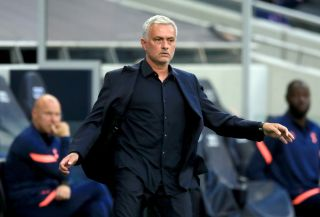 Jose Mourinho is unhappy with the amount of games his Tottenham side face in the next week.