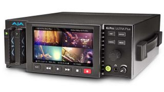 AJA Ships Ki Pro Ultra Plus Multichannel Recorder