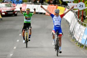 Primož Roglič takes Tour of the Basque Country overall as collaborator David Gaudu wins final stage six