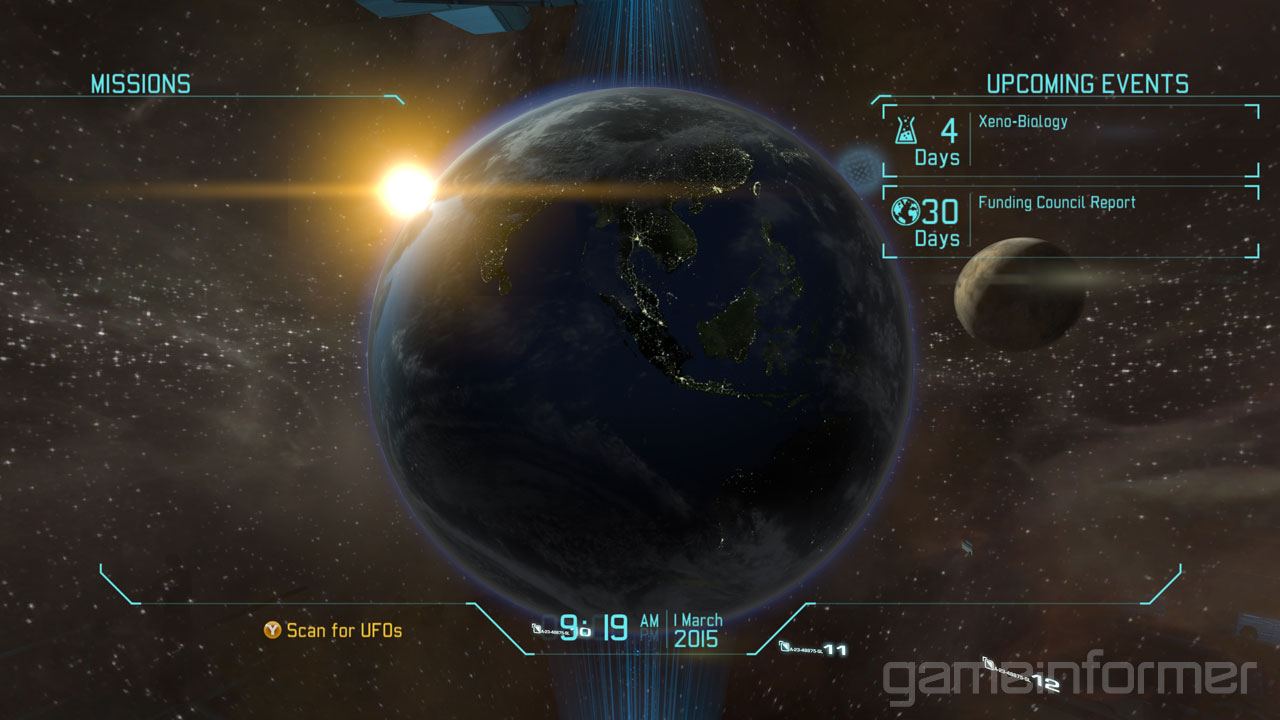 XCOM: Enemy Unknown Three New Leaked Gameplay Screenshots  #20285