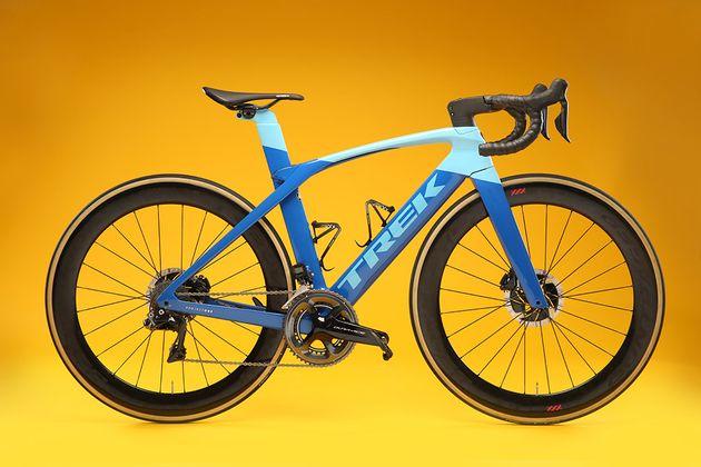 Trek Madone Aero Bike