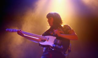 Courtney Barnett performs live in London on May 29, 2014