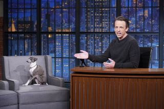 Late Night with Seth Meyers on NBC