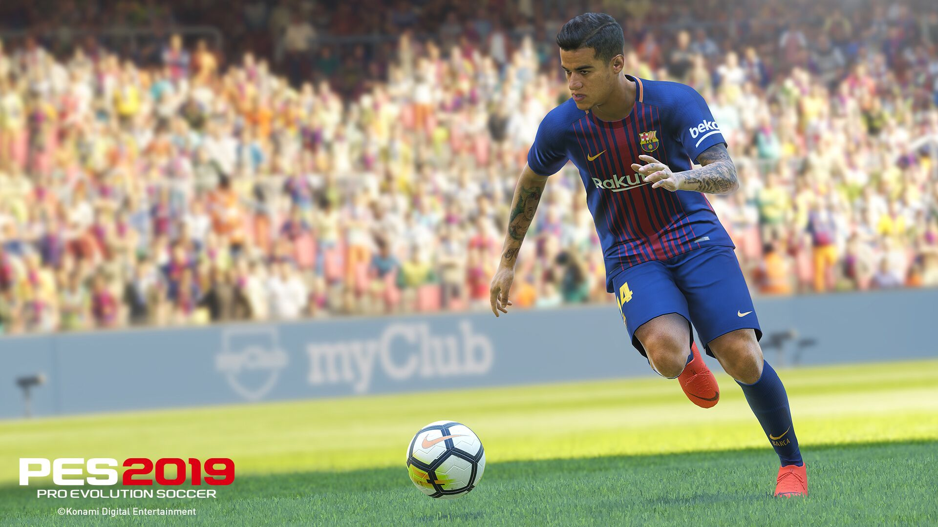 pes 2019 review further than ever from fifa s all action approach and all the better for it gamesradar pes 2019 review further than ever